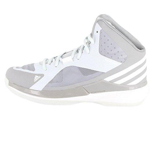 Adidas Men's Crazy Strike Basketball Shoes Lonix/FtwWht/ClGrey Size 8 M US