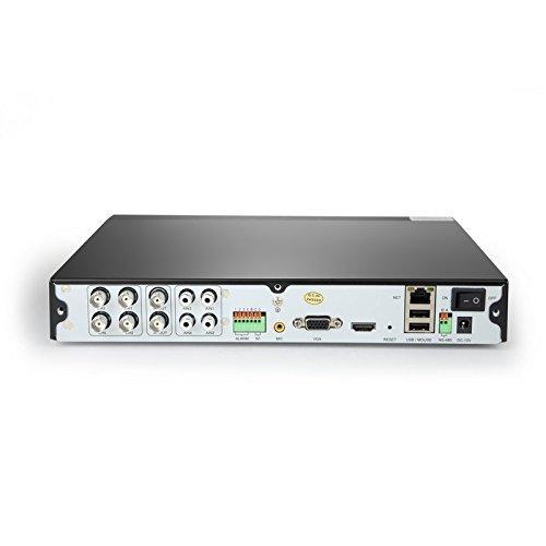Zmodo 4 Channel H 264 Security DVR w/-ZMD-DT-SAN4