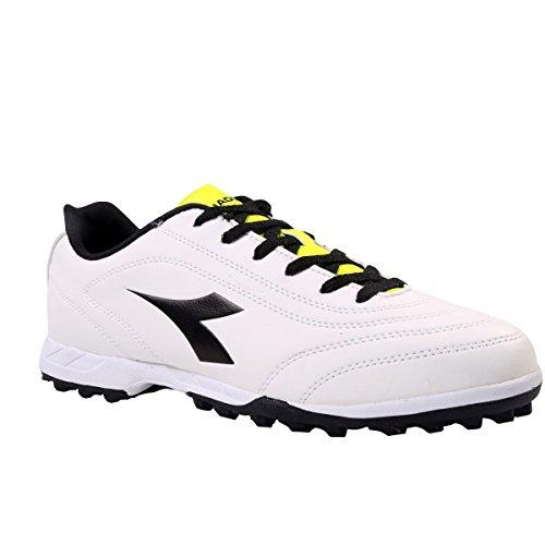 Diadora - Zapatillas de Material Sintético para hombre C0008 BIANCO/NERO