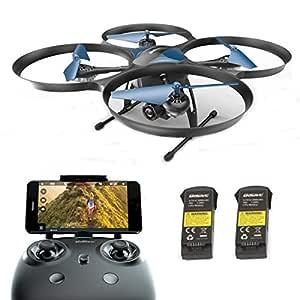 esun® Original UDI RC U818 A Plus Discovery 2 FPV dron Upgraded ...