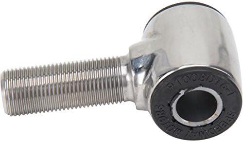 Chape Pin /& E Clip Rod End chape fourche 1 set Acier Inoxydable 304 RH Thread