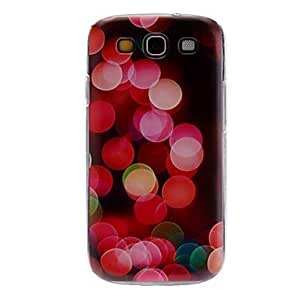 ZCL Romantic Bubble Pattern Hard Case for Samsung Galaxy S3 I9300