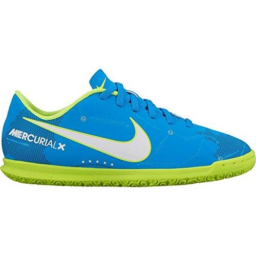 Nike Jr Mercurialx Vortex III SX IC, Zapatillas de Fútbol Unisex Niños Varios colores