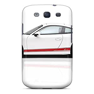 For Touching Rhythms Galaxy Protective Case, High Quality For Galaxy S3 Porsche 911 Carrera S Coupe Skin Case Cover