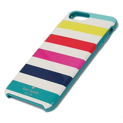 (Kate Spade New York 'Candy Stripe' Protective Case for iPhone 8 Plus/iPhone 7 Plus/iPhone 6 Plus )