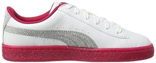 Basses Jr Puma Iced Sneakers Basket Glitter Mixte Enfant 2 RBFF1gq