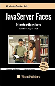 Descargar Desde Utorrent Javaserver Faces Interview Questions You'll Most Likely Be Asked Kindle A PDF