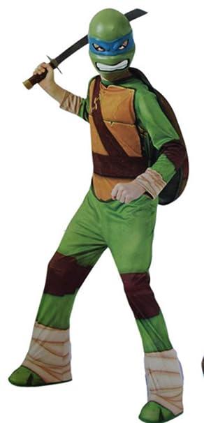 Amazon.com: Mitef Halloween Cosplay Ninja Turtle Performance ...