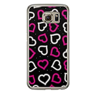 Loud Universe Samsung Galaxy S6 Love Valentine Printing Files A Valentine 147 Printed Transparent Edge Case - Multi Color