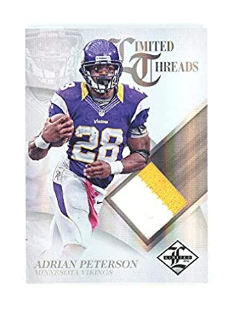 sports shoes fee02 5279e 2012 Limited Threads Prime Jersey #61 Adrian Peterson ...