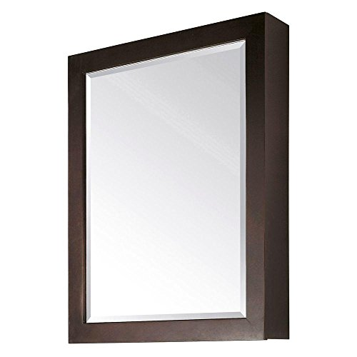 Avanity 28 in. Mirror Cabinet for Modero in Espresso finish