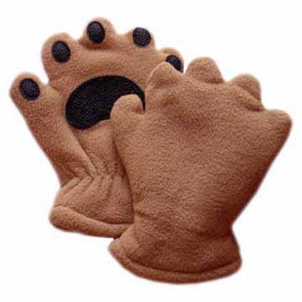 Bear Hands Mittens (Bear Hands TF1000CA Toddler Fleece Mittens -)