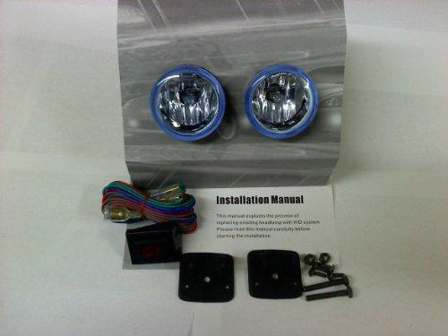2006-2010 Pontiac G6 Fog Lamps Lights GTP 3.9 hid GT 07 08 09 (Convertible Gt G6 Pontiac)