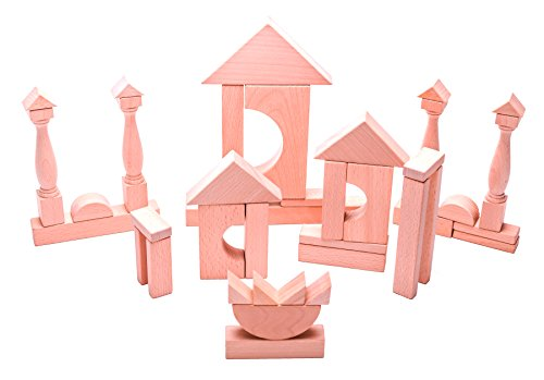 MMP Living Ancient Architecture Building Blocks (55 pc) -Limited Edition