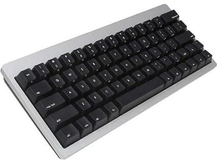 Rosewill Micro rk-9000 BL teclado mecánico de aluminio, Cherry MX Blue switch,