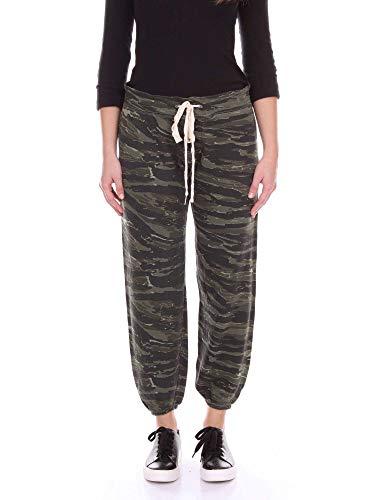 Elliot Donna Verde Cotone Current Pantaloni 18062069camouflage BgHqwZw