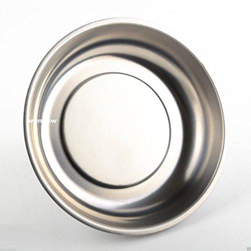 "Wennow 6"" Stainless Steel Magnetic Parts Tray Organizer Gara"