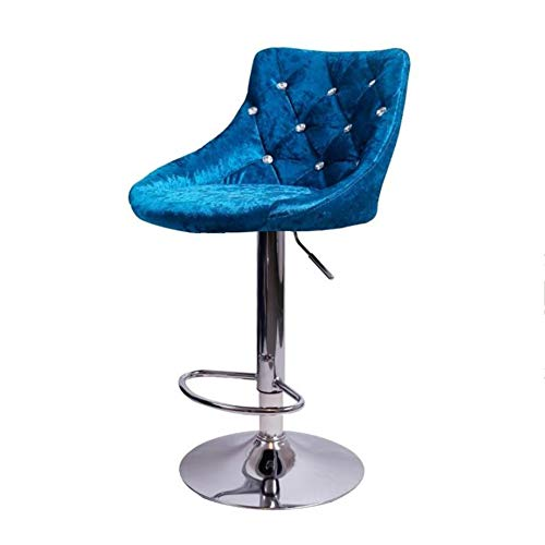 Remarkable Amazon Com Comfortable Barstools Rotated Adjustable Bar Squirreltailoven Fun Painted Chair Ideas Images Squirreltailovenorg