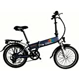 Bici Eléctrica Plegable 36V Fotona Mobility COMPACT