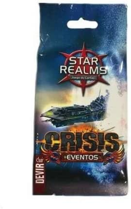 Devir Star Realms Crisis Eventos MINIEXPANSION: Amazon.es: Juguetes y juegos