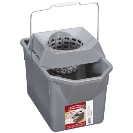 Rubbermaid: Mop Bucket With Ringer, 1 Ea - Hat Ringer Shopping Results