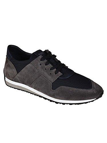 Tod's Sneaker in Suede e Tessuto Tecnico XXM70A0W900IV487GB Grigio Uomo Descuento Barato Paypal Con El Precio Barato Venta De Liquidación xX2cn2PJxH