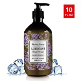 Personal 10oz Lubricant for Women Men Couple Lube,Water-Based Super Slick Long Lasting,Premium Lubricant
