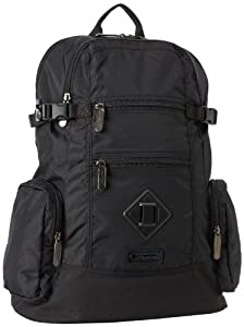 LeSportsac Tahoe Backpack,Black Onyx,One Size