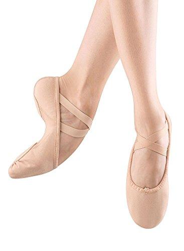 Bloch Dance Women's Proflex Canvas Dance Shoe, Pink, 7.5 D US
