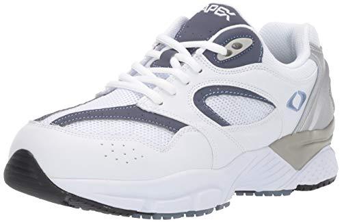 Apex Women's Boss Runner Shoe, Periwinkle, 8.5 XW US