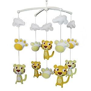 Unique Baby Mobiles Animal Cot Mobile Un meilleur cadeau pour les bébés unisex 2