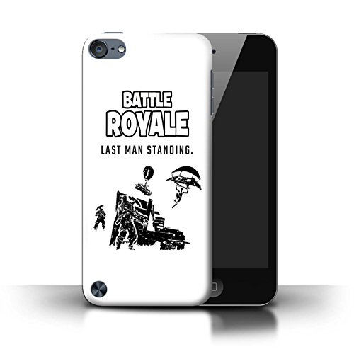 Stuff4® Phone Case/Cover for Apple iPod Touch 5 / Last Man Standing Design/FN Battle Royale Collection