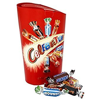 Celebrations Large Carton 388g -