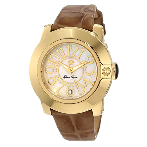 Glam Rock Ladies Lady Sobe Analog Dress Quartz Watch (Imported) GR31010