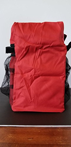 ZUCA Sport-Insert Bag/Color red - NO Frame Included by ZUCA (Image #8)