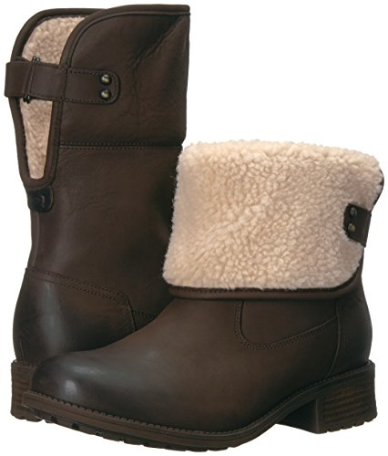 Marron Womens Boots Ugg Australia Aldon Leather 5SxXwwvqY