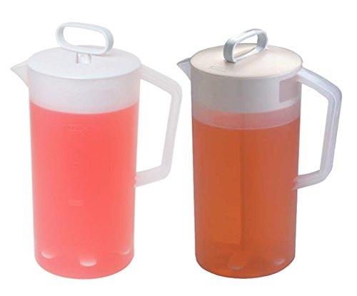 rubbermaid 2 quart mixing pitcher - 4