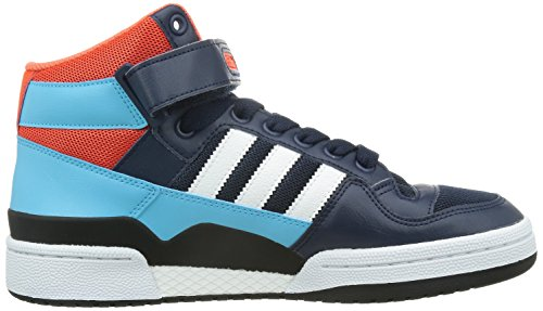 new concept efd56 d3fca Adidas Men s Forum Mid RS XL, BLUE NAVY ORANGE, 7.5 M US