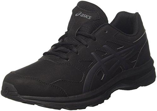 carbon black De 3 Gel Noir Basses Randonnée Asics Homme phantom Chaussures 9097 mission SAvwqR