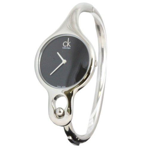 Calvin Klein Air Collection Quartz Black Dial Women's Watch - K1N22102