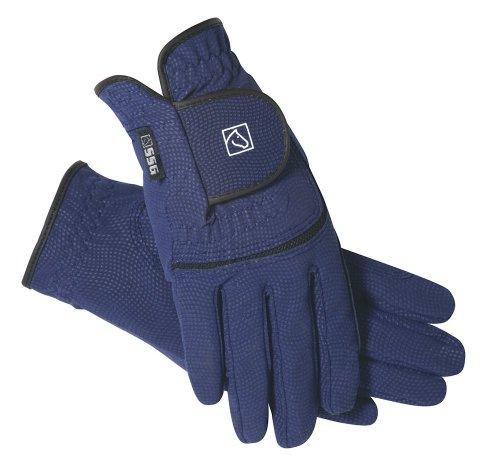 Digital Riding Gloves (SSG Digital Riding Glove - CAMEL\7)