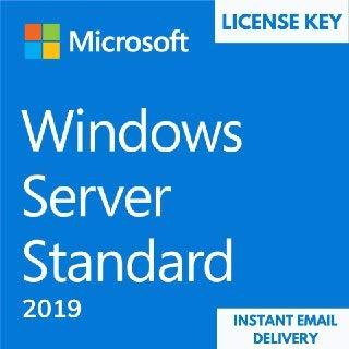 Windows Server 2019 Standard Delivery (ESD) License Key by e-mail