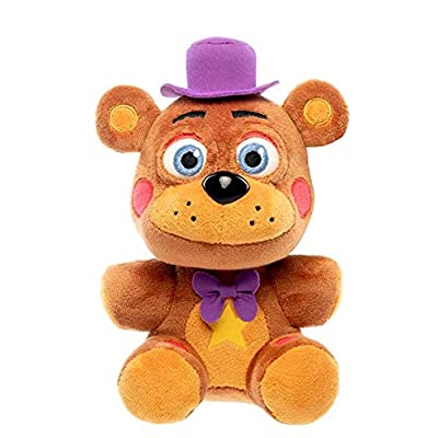 Funko Plush: Five Nights at Freddy's Pizza Simulator - Rockstar Freddy Collectible Figure, Multicolor: Toys & Games