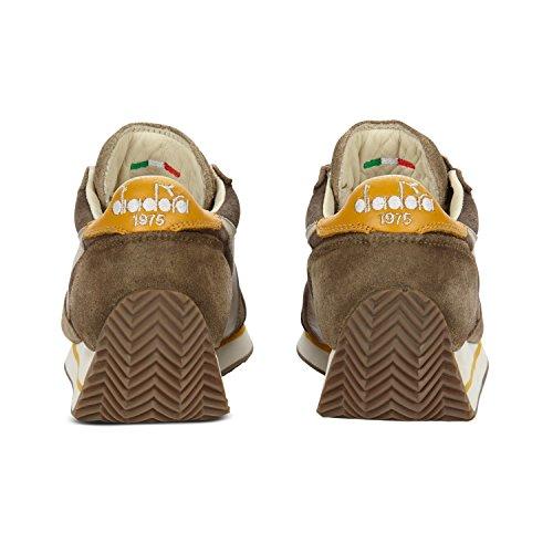 Heritage Hh C5630 Sw Diadora Marrone Scuro Per W S Equipe Kiwi verde Sneakers Donna pqxwdBg