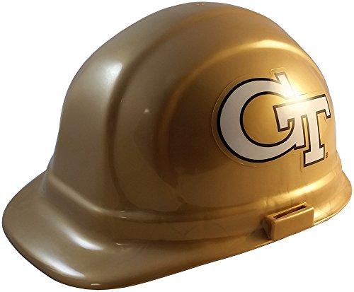 - Wincraft NCAA College Ratchet Suspension Hardhats - Georgia Tech Yellow Jackets Hard Hats