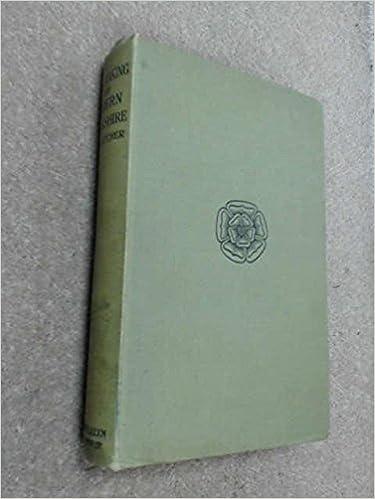 Amazon.com: The making of modern Yorkshire, 1750-1914,: J. S ...