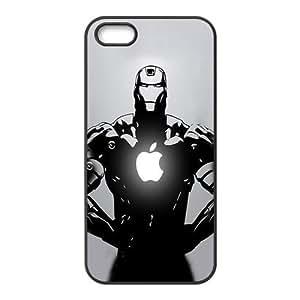 Iron Man Marvel Avengers Unique Apple Iphone ipod touch4 Durable Hard Plastic Case Cover CustomDIY