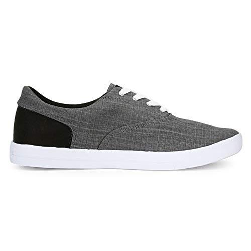Burnetie Men's Grey CVO Sneaker 8 M US