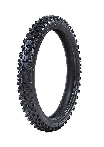 (ProTrax PT1021 Motocross Off-Road Dirt Bike Tire 80/100-21 Front Soft)