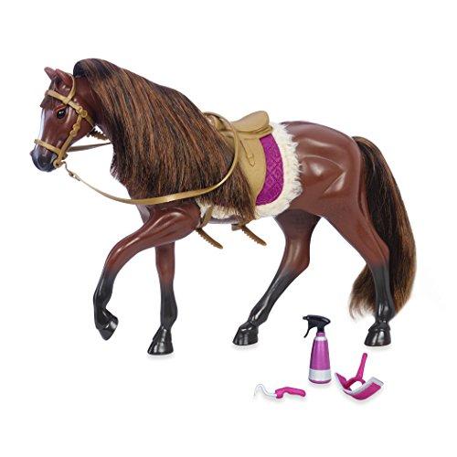 Lori Horse  Dark Brown